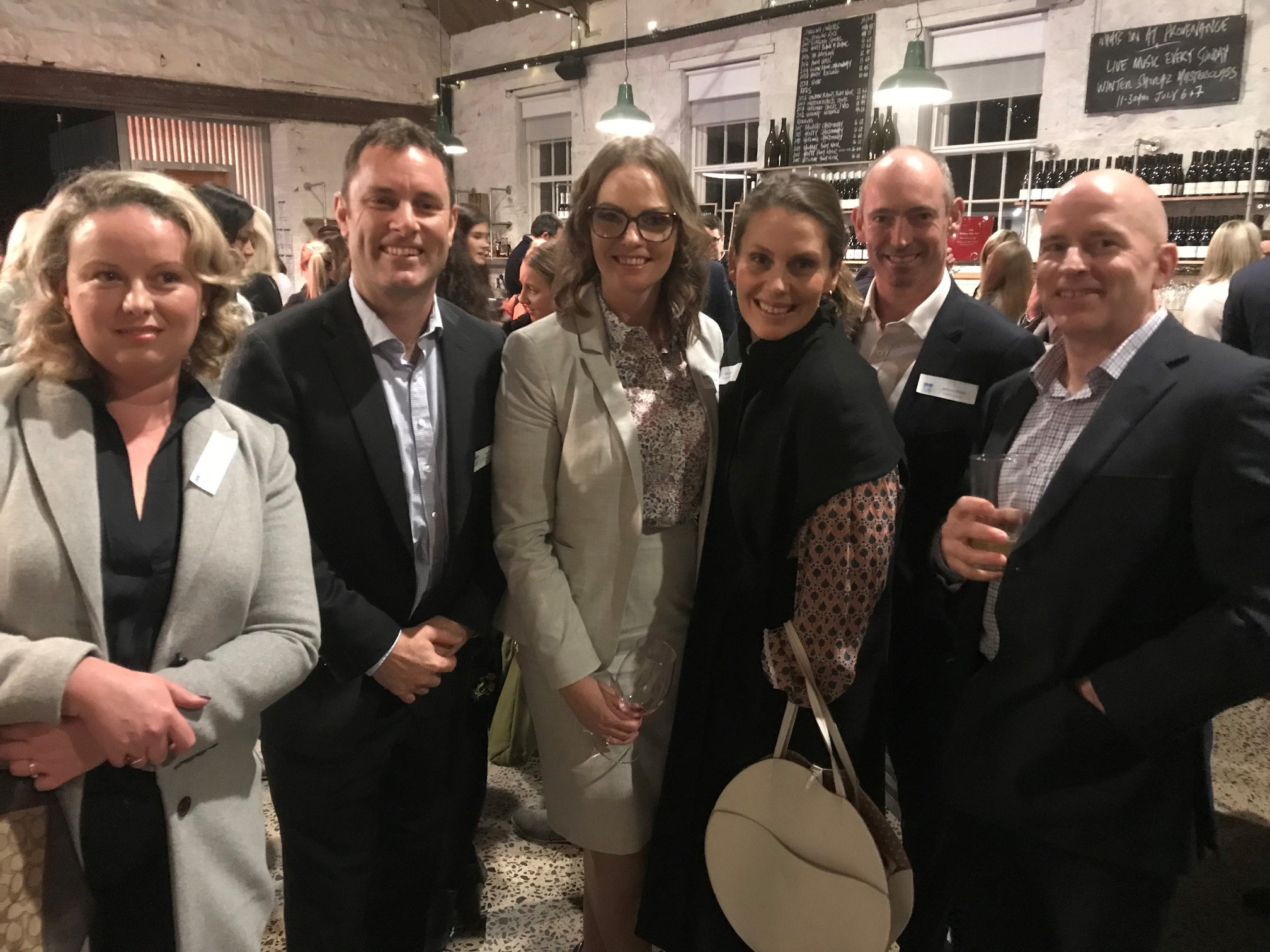 Networking Evening at Provenance Wines – 4 July 2019