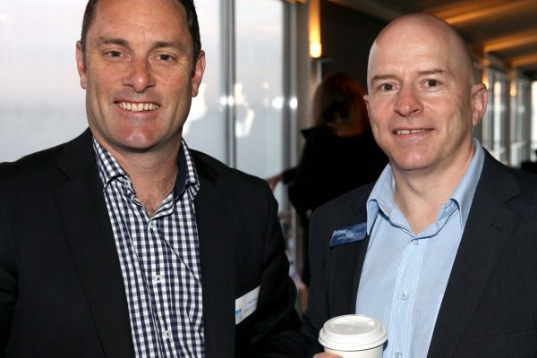 GYP Networking Breakfast with Jem Fuller. Ben Flynn. And Adrian Henry. Picture: Mike Dugdale