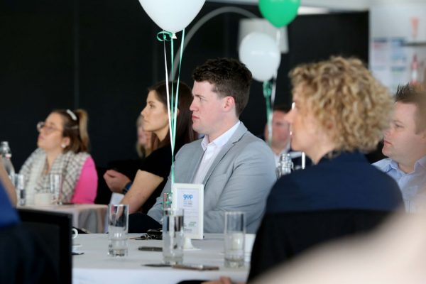 GYP Networking Breakfast with Jem Fuller.Picture: Mike Dugdale
