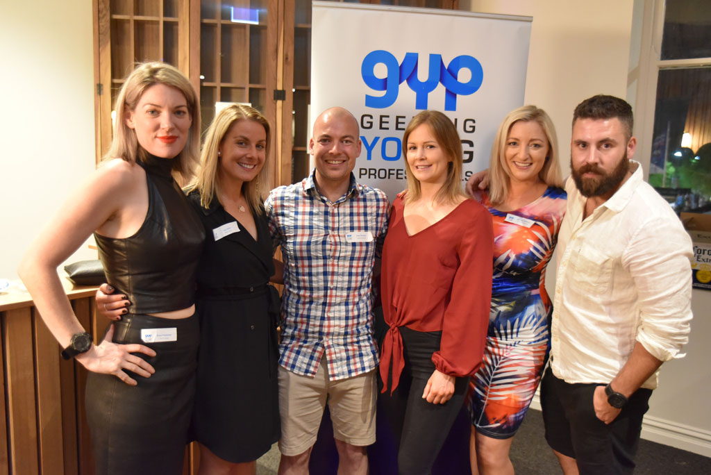 Networking Evening at Shorts Place Social